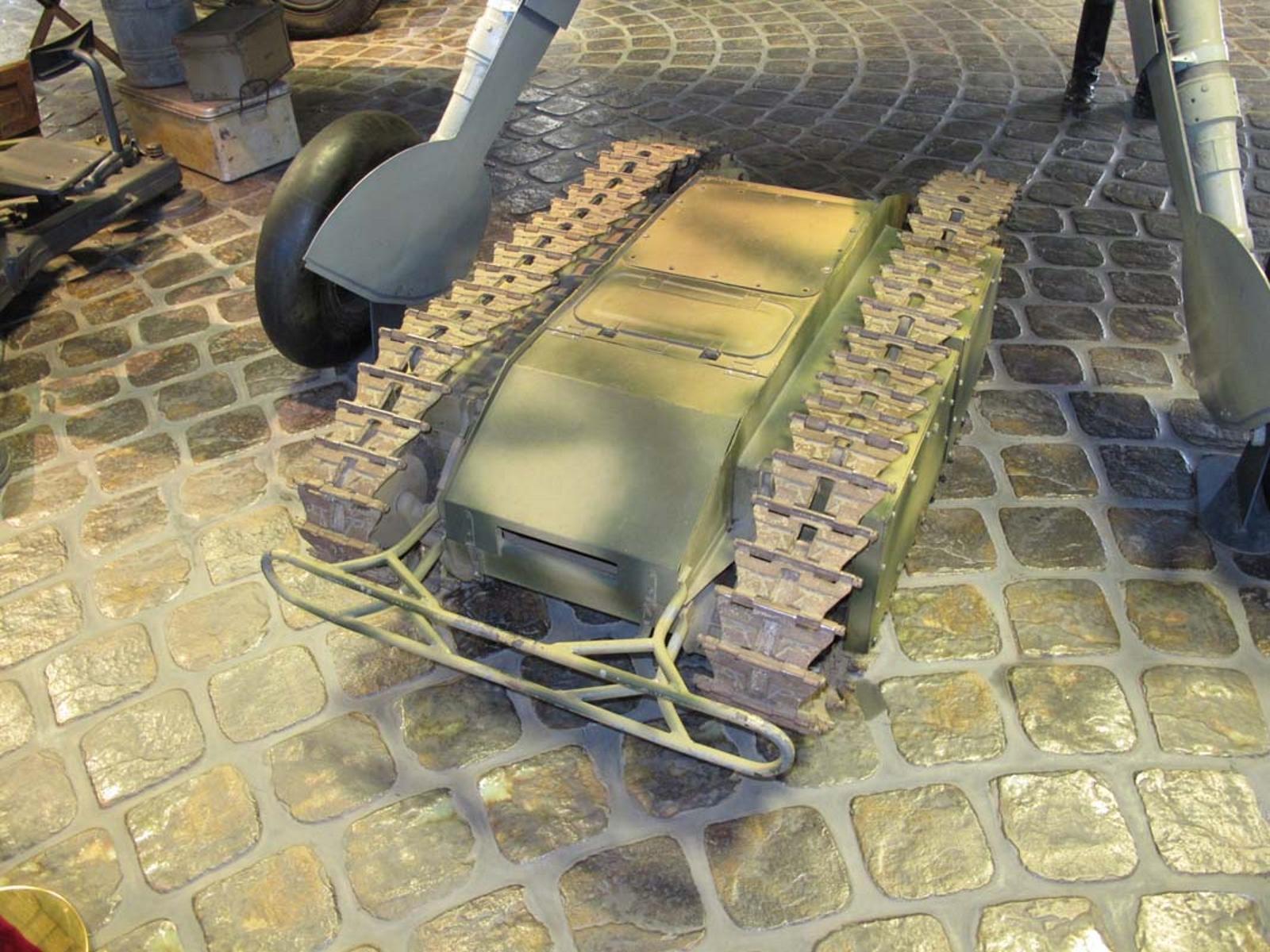 SdKfz 302 Leichter Ladungstrager Goliath