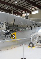 Avro 643 Mk.II Kadét - interaktív séta