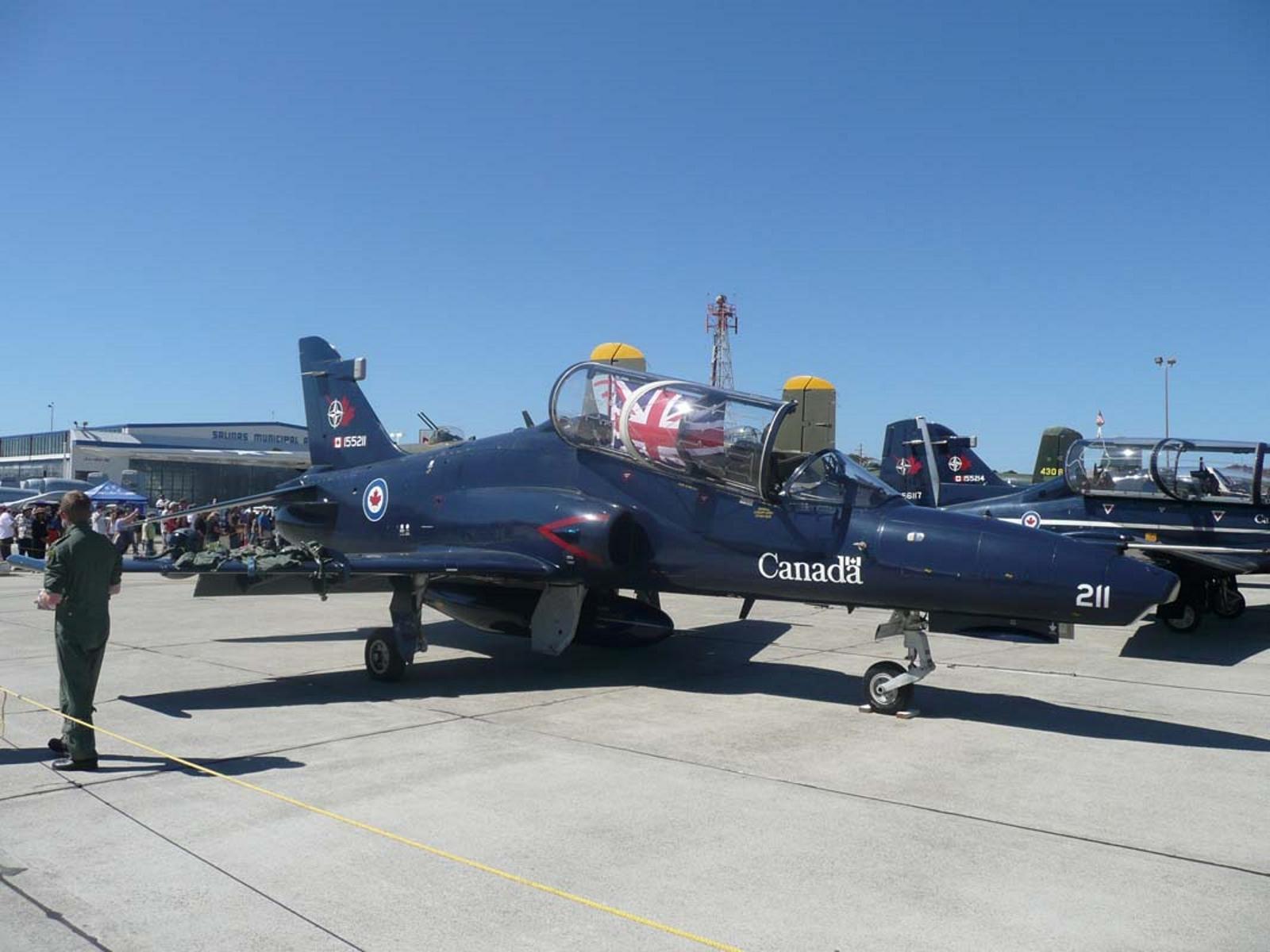 BAE CT-155 Hawk