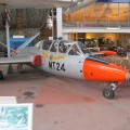 Fouga Magister. C. M. 170