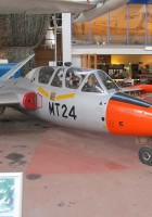 Fouga Magister C. M. 170 - WalkAround