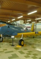 Vultee BT-13 Uljas - WalkAround
