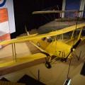 de Havilland DH.82 Tiger Bevidsthed