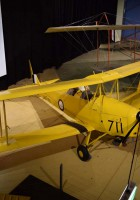 de Havilland DH.82 Tiger Moth - Περιήγηση