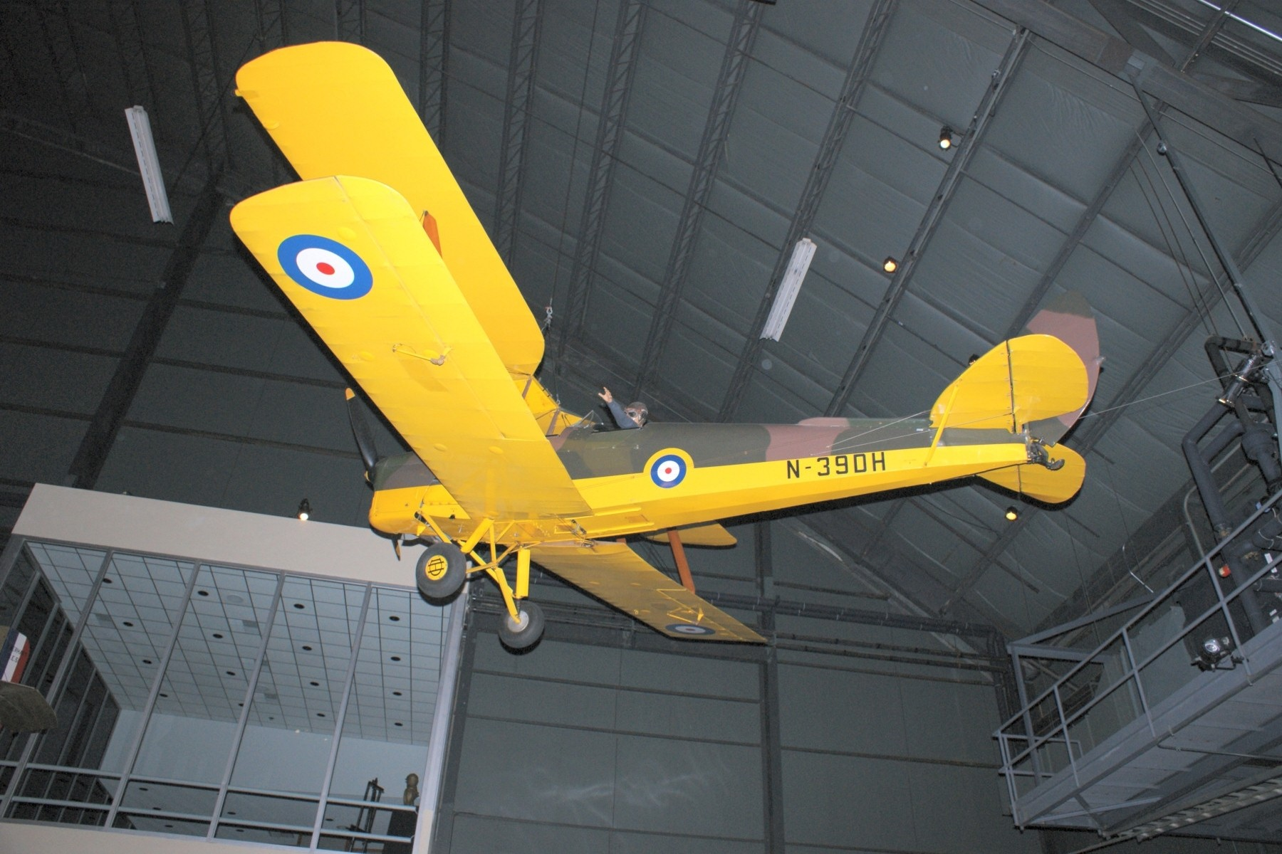 de de Havilland DH.82 Tiger Moth
