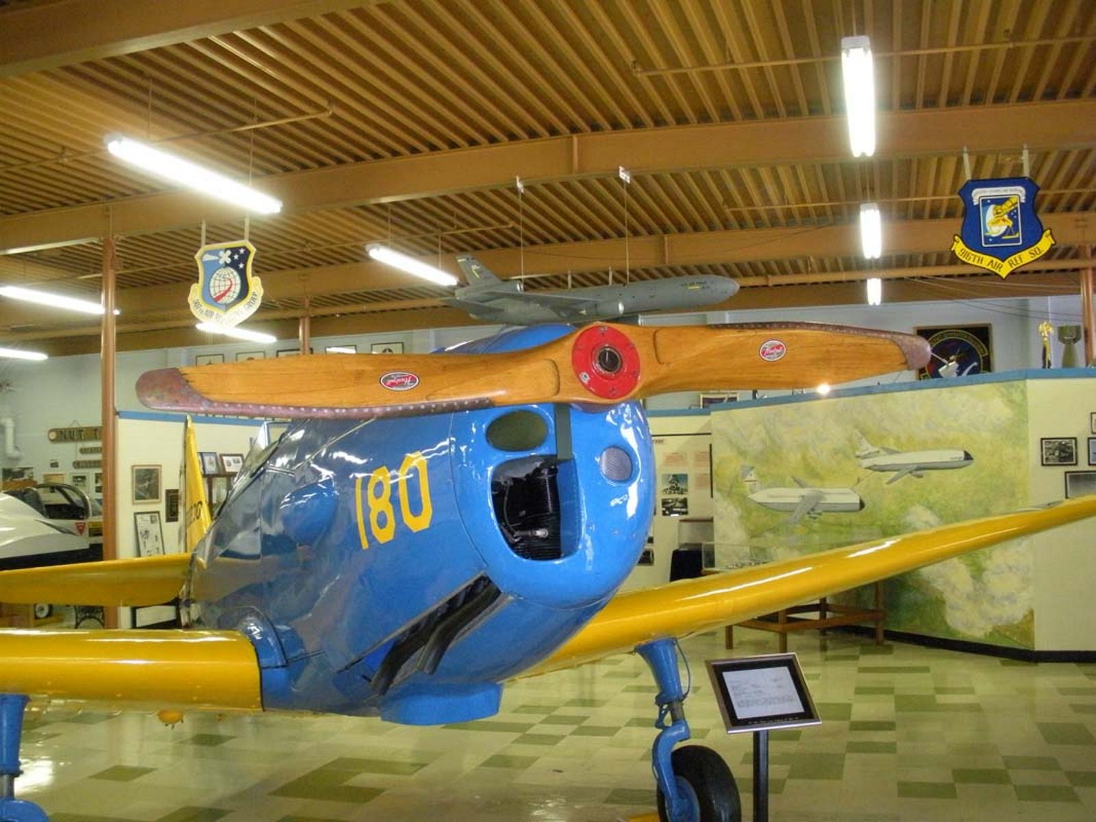 Fairchild PT-19 de Cornell
