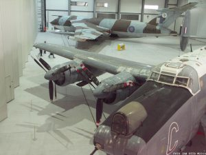 Avro Shackleton Mk.3 - interaktív séta