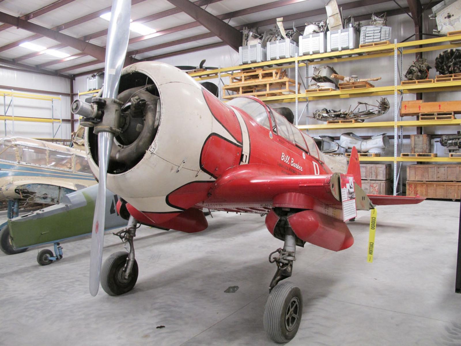 Curtiss-Wright SNC-1 Falcon