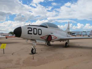 Lockheed T-1A - WalkAround