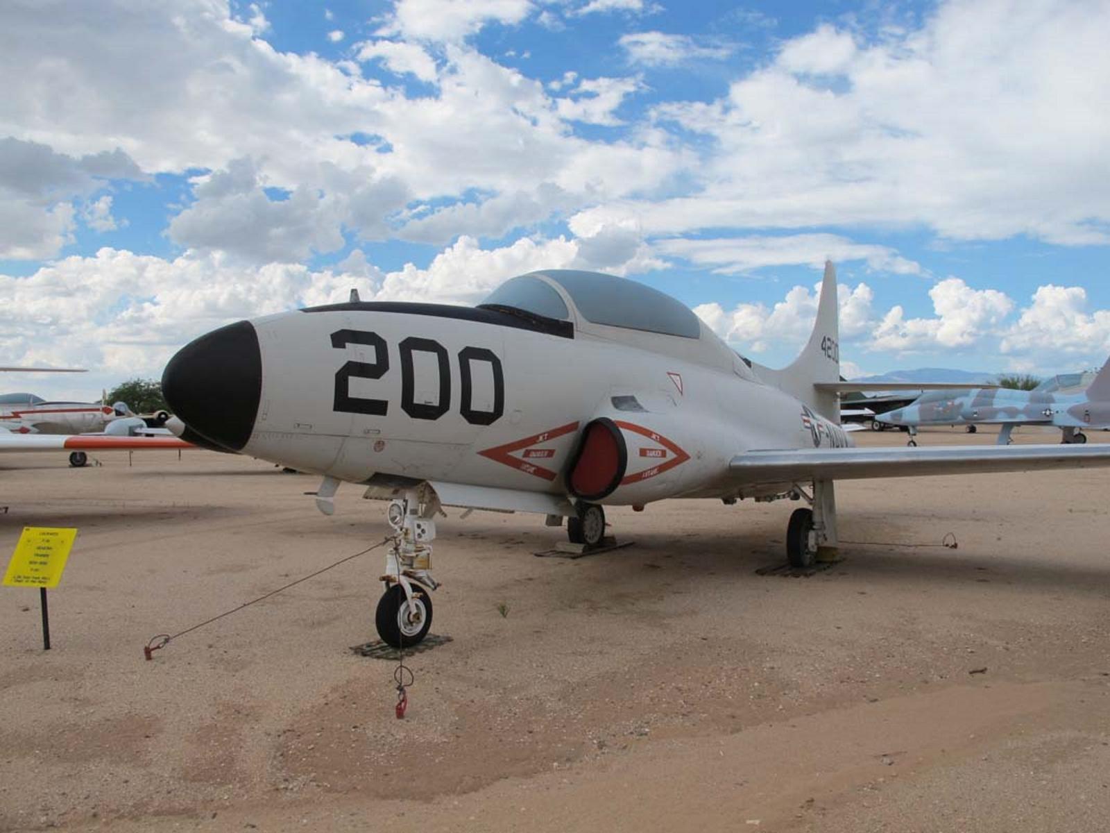 Lockheed T-1A (T2V-1) Seastar