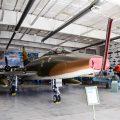 O norte-Americano F-100D Super Sabre