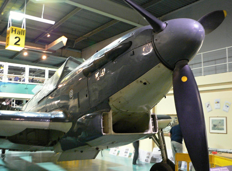 Fairey Fulmar Mk.Eu