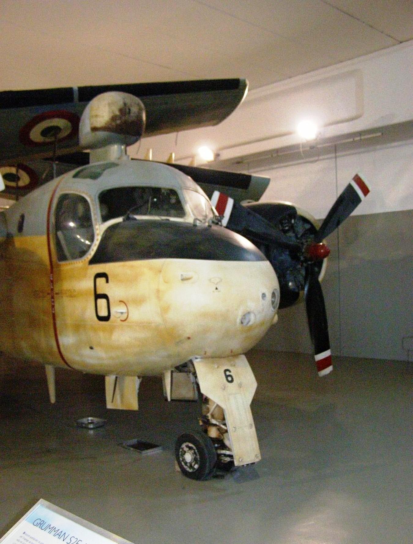 Grumman S2F-1 тракер