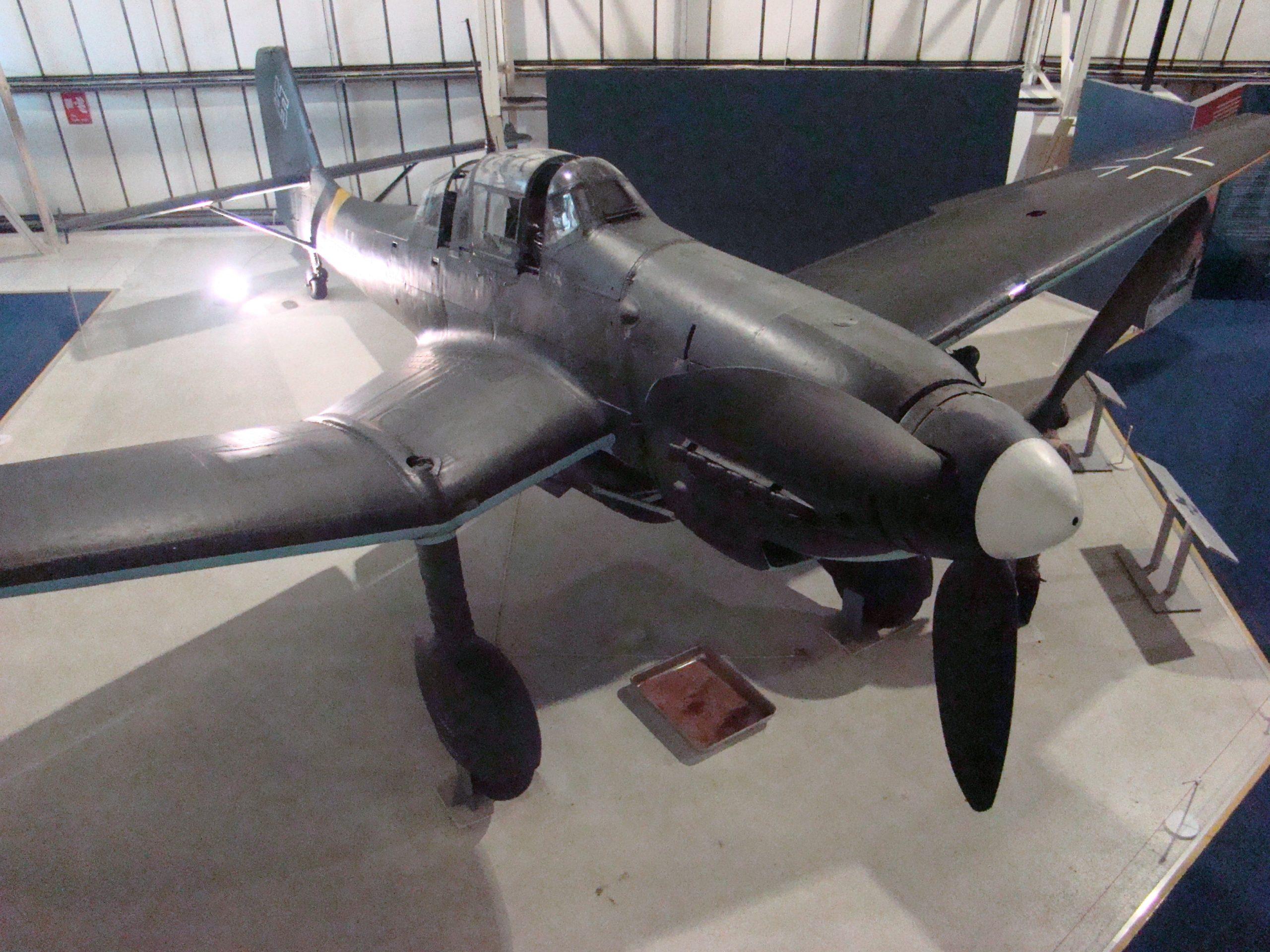 Junkers Ju-87 G2