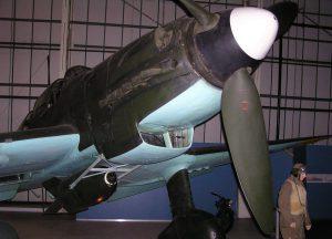 Junkers Ju-87G-2 Stuka - išorinis sukamaisiais apžiūra