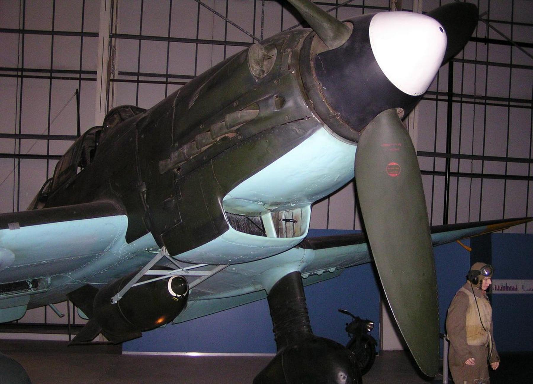 Die Junkers Ju-87G-2 Stuka