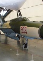 Mig-21PF 차량 중 하나