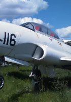 Lockheed T-33 plán