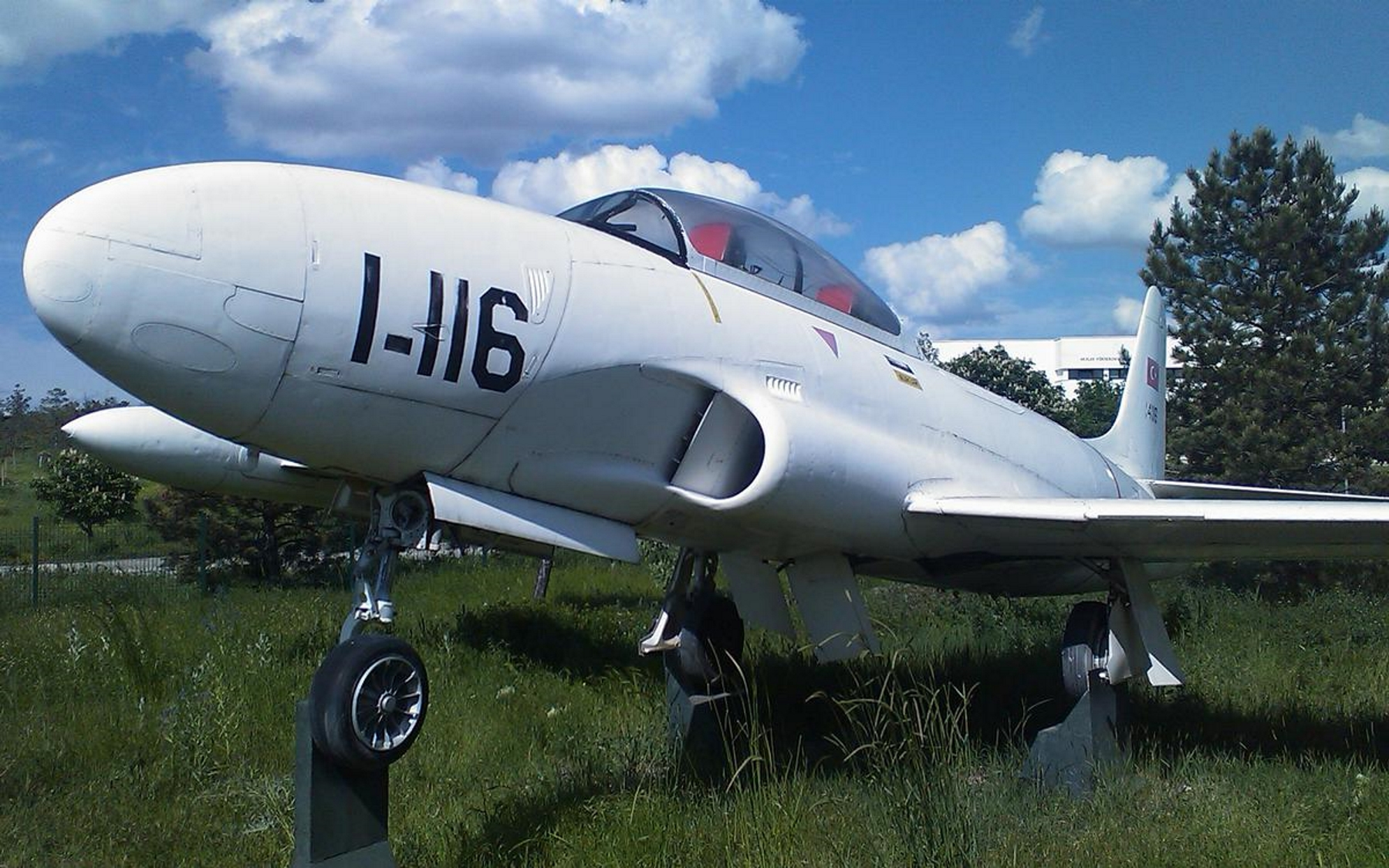 Lockheed T-33 A