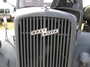 Opel Blitz 3.6 - Mobilną