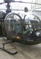 SA.318C Alouette II - interaktív séta