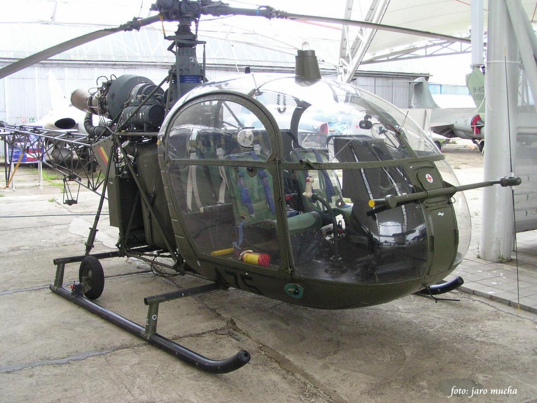 SA.318C Alouette, II