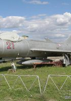 Sukhoi Su-7 - WalkAround
