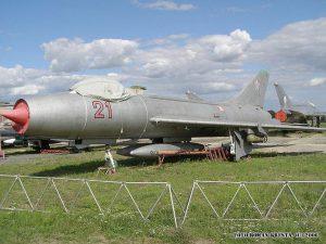 Сухој Су-7 - Мобилни