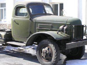 ZIS-151 - Mobilną
