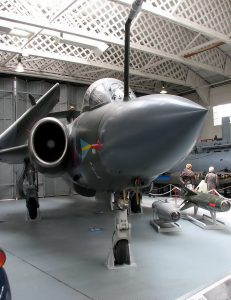 Blackburn Buccaneer WalkAround