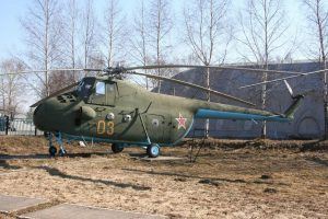 Mil Mi-4 - Omrknout