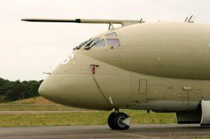 Hawker Siddeley Nimrod - Περιήγηση