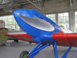 Polikarpov I-17 - Περιήγηση