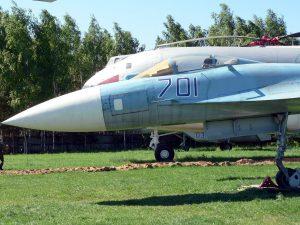 Szu-35 - Interaktív Séta