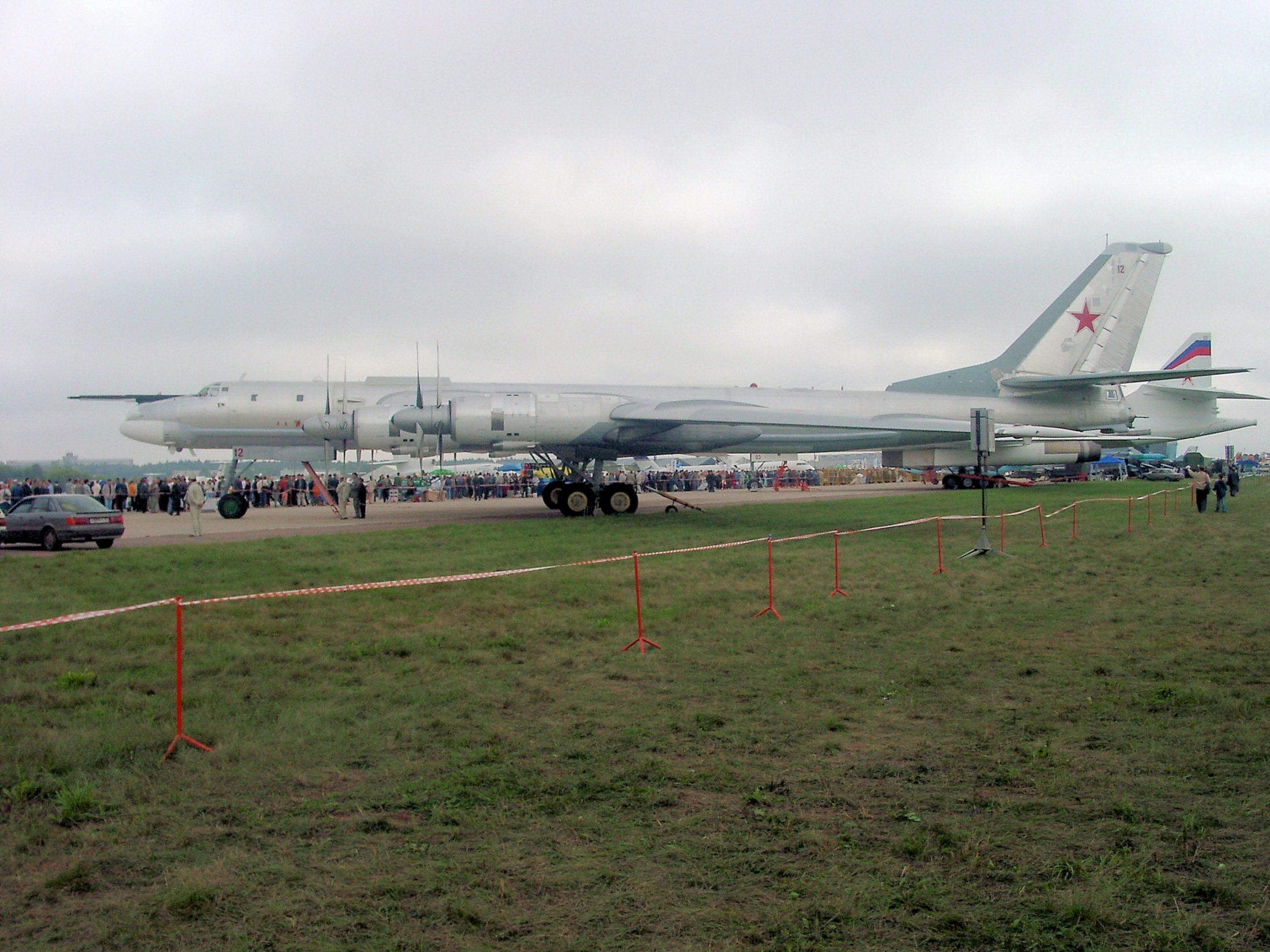 Orso Tupolev Tu-95MS