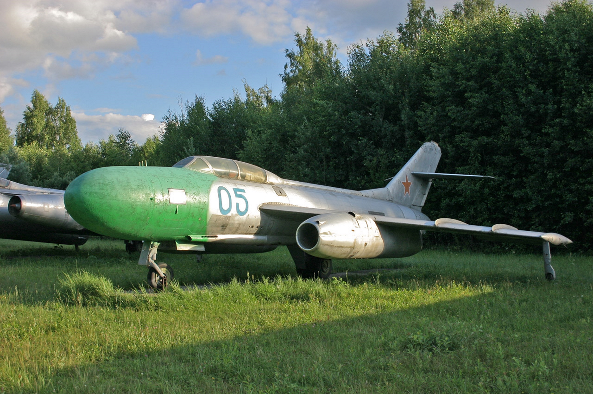 Yak-25 Flashlight