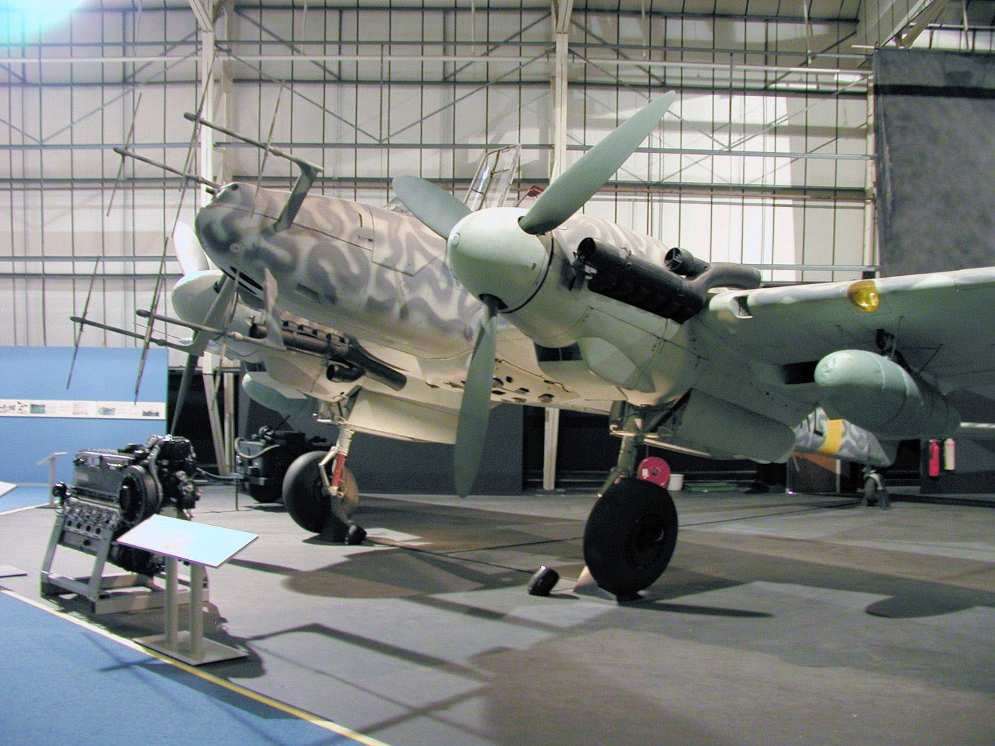 Bf 110G Night Hunter