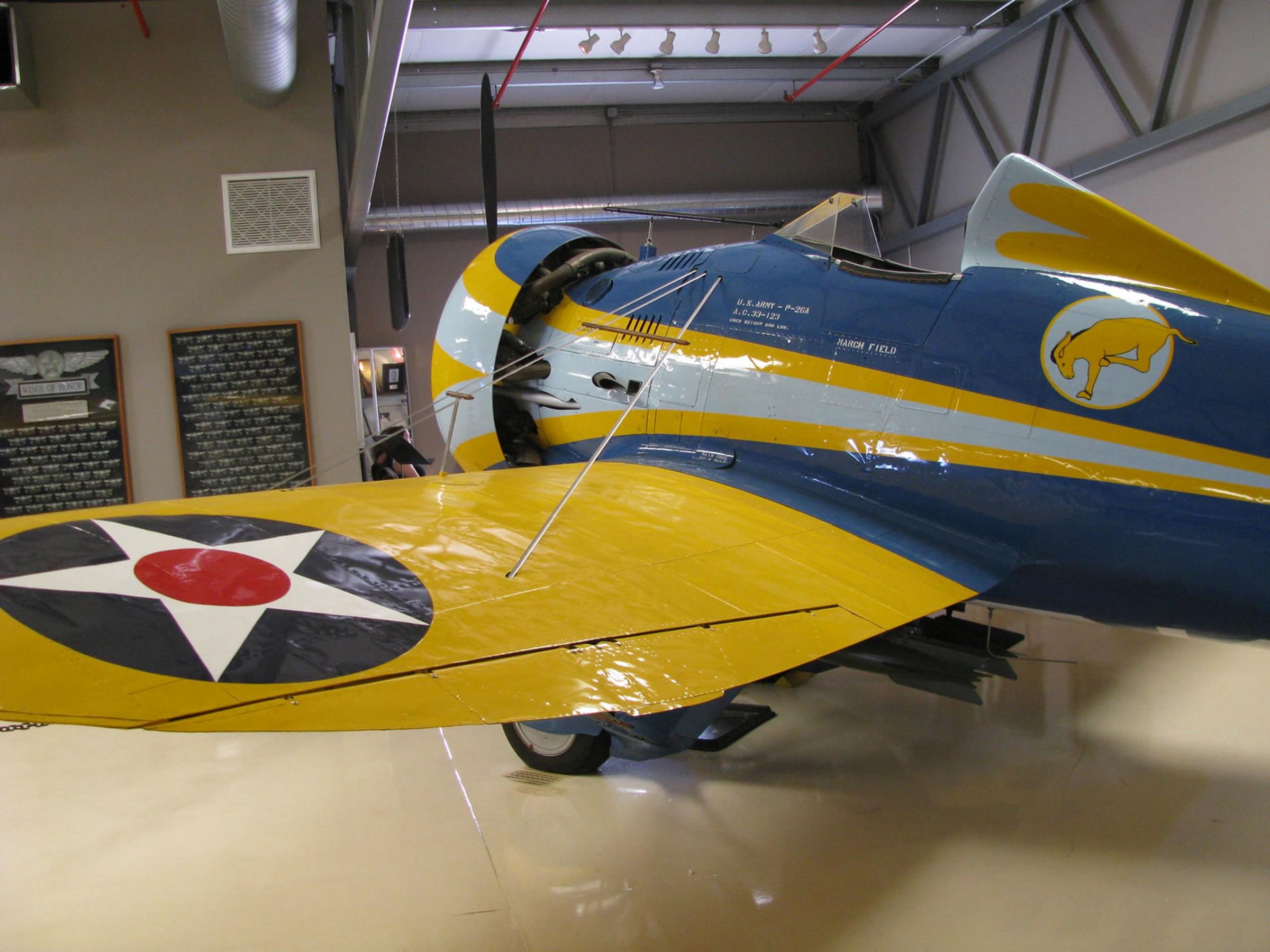 Boeing P-26