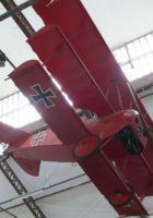 Fokker Dr. I - WalkAround