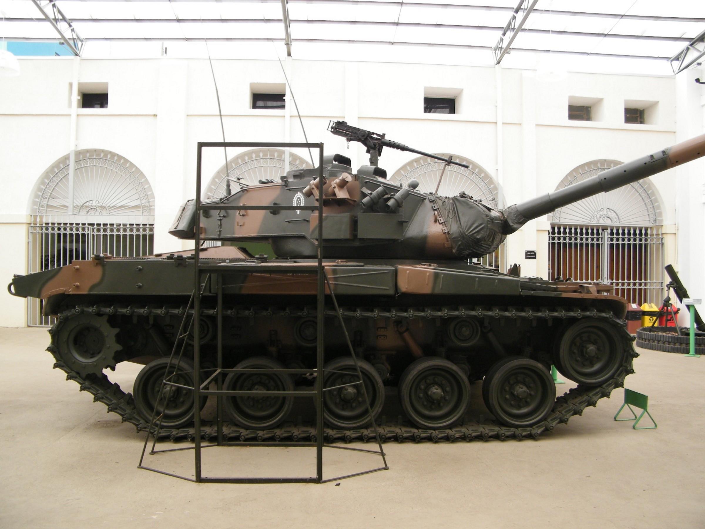 M41Bウォーカーブルドッグ