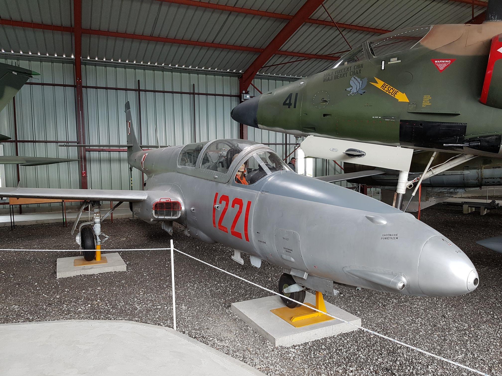 PZL Mielec TS.11 Iskra