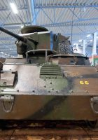 Stridsvagn m-38 - WalkAround