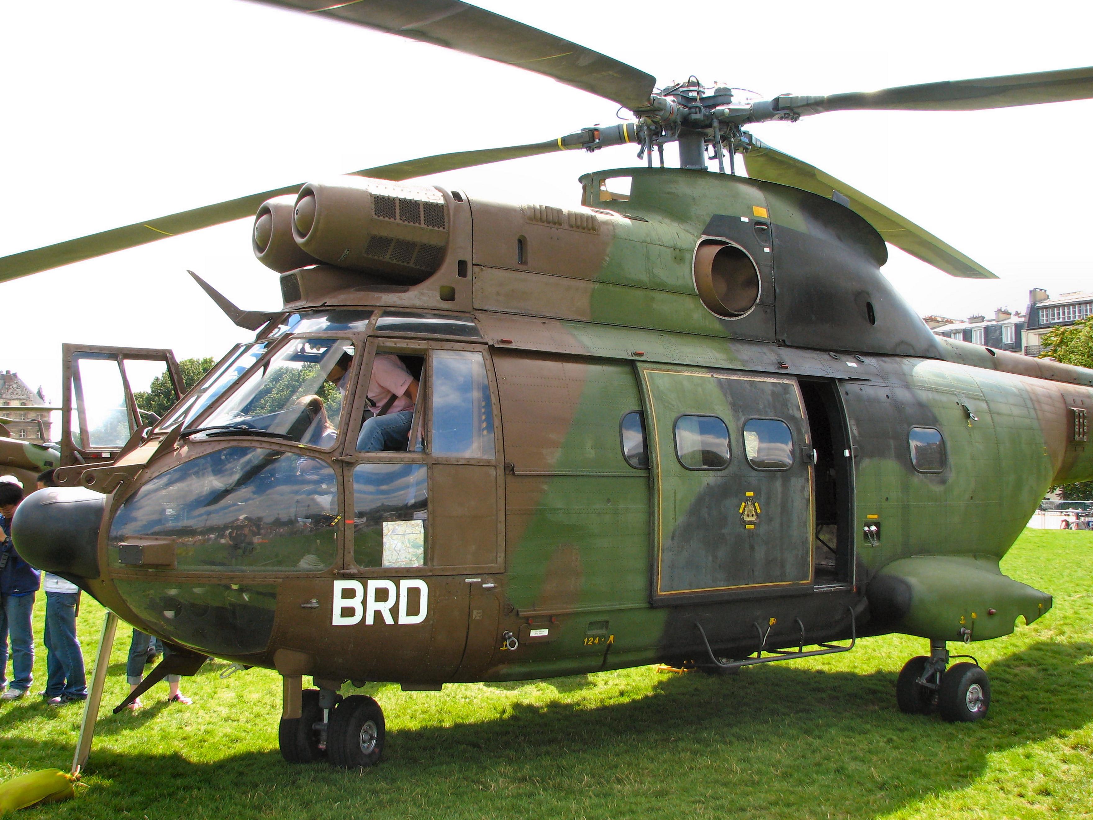 Aerospatiale SA330B Puma
