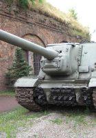 ISU-122 - WalkAround