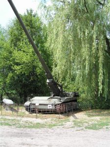 M107 self-propelled gun - WalkAround