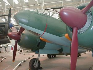 Mitsubishi Ki-46 - Περιήγηση