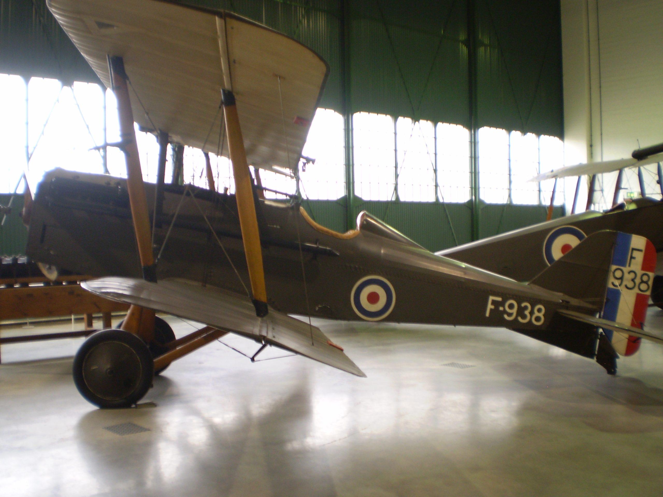 Royal Aircraft Factory S.E.5a