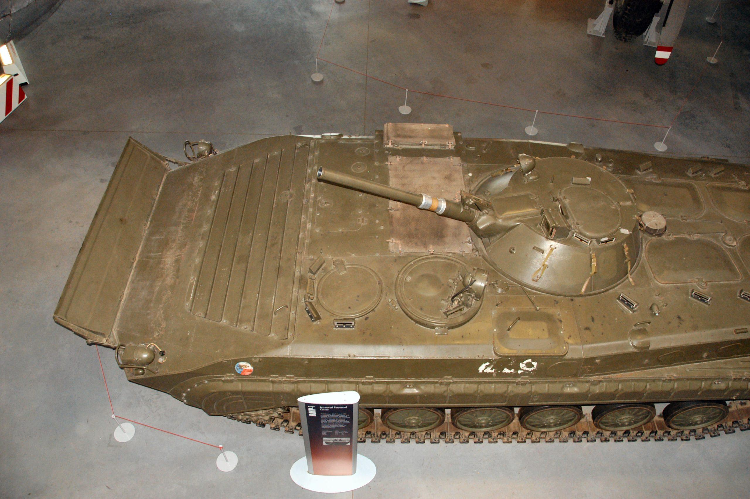 BMP-1 (Czech)