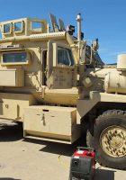 架美洲狮型4x4MRAP