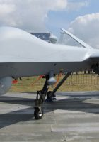 General Atomics MQ-1Predator 차량 중 하나